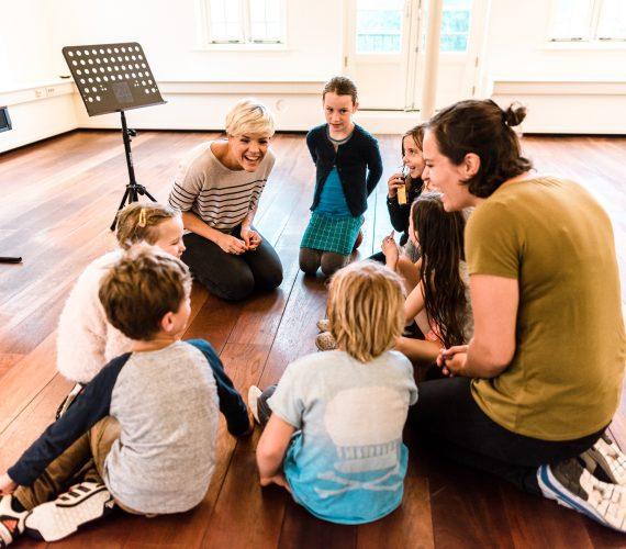 plezier De Popzangschool Haarlem groepsles zangles