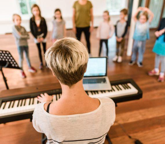 zingen De Popzangschool Haarlem